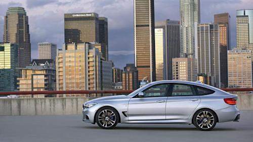 BMW 3-Series GT adds to the German luxury hatchback parade