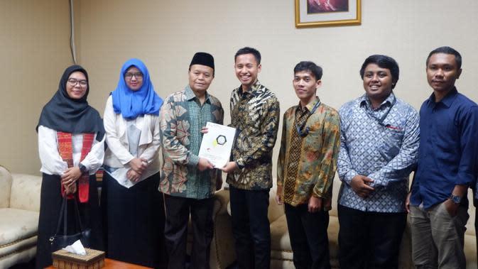 Pimpinan MPR Akan Bicara Dihadapan Perwakilan Pemuda Dari 57 Negara Islam
