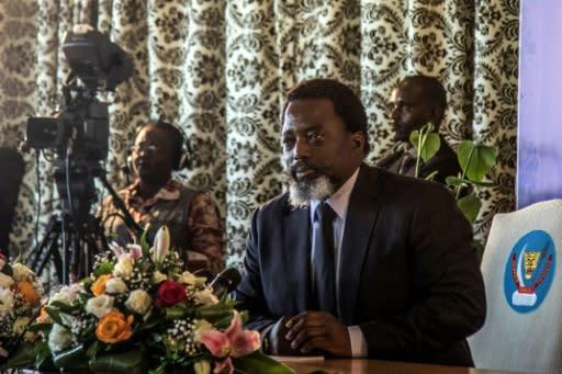 President of the Democratic Republic of Congo Joseph Kabila