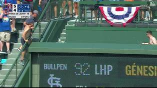蠶豆吃起來!Rizzo與投手糾纏14球最後敲出追平轟【MLB球星精華】20210612