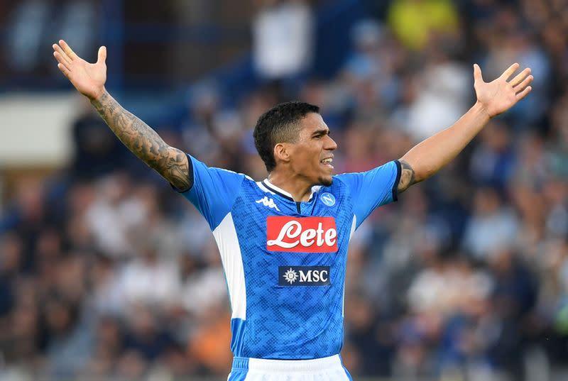 Everton sign Brazil midfielder Allan from Napoli