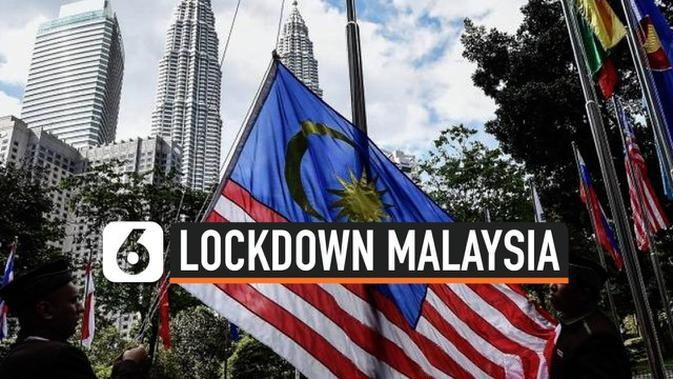 VIDEO: Lockdown Malaysia Sukses, Warga Boleh Pulang Kampung