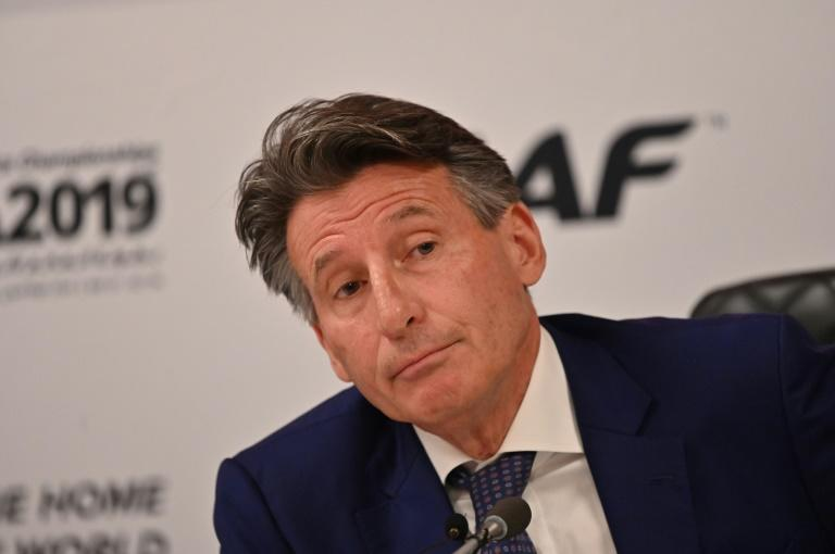 Sebastian Coe says the Russians he was negotiating with have all been banned, describing them as renegade