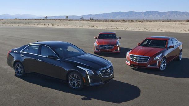 Motor Trend dubs the Cadillac CTS its 2014 Car of the Year