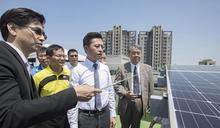 太陽能光電屋頂發電、省電、降溫新竹市府去年更賺進814萬