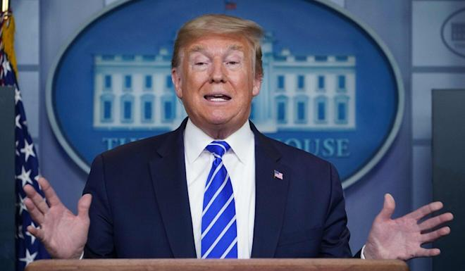 US President Donald Trump has a history of firing and publicly humiliating senior defence and intelligence officials. Photo: AFP