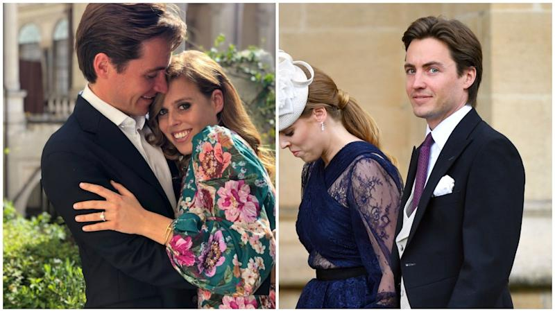 Edoardo Mapelli Mozzi are Princess Beatrice announced their engagement on Thursday after dating for 11 months.
