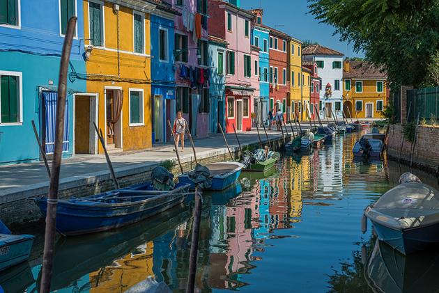 Flickr photo of the day: Colors of Burano