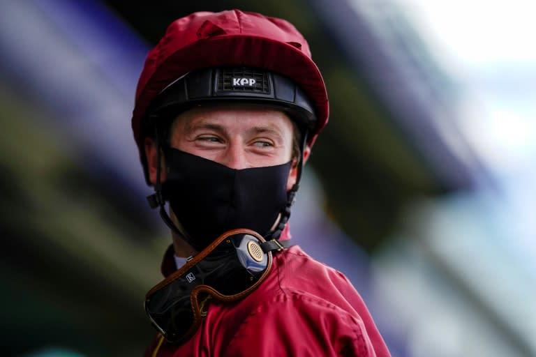 Champion jockey Oisin Murphy tests positive for cocaine
