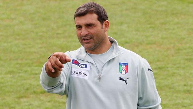 Angelo Peruzzi. (Istimewa)