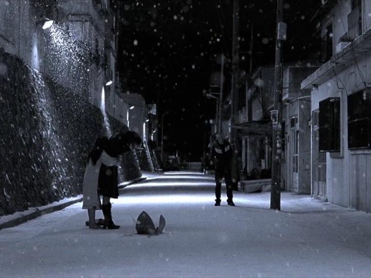 《親切的金子》飄雪戲