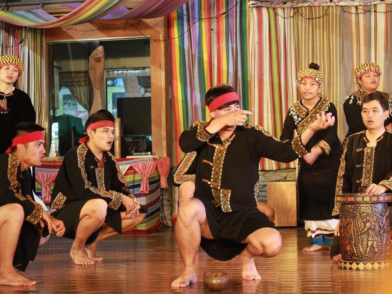 台東布農部落  近距離接觸原民文化