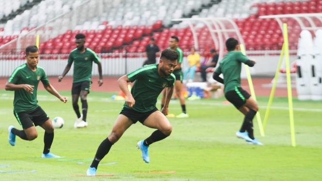 Sambut Piala AFF, Timnas Indonesia Siapkan Program