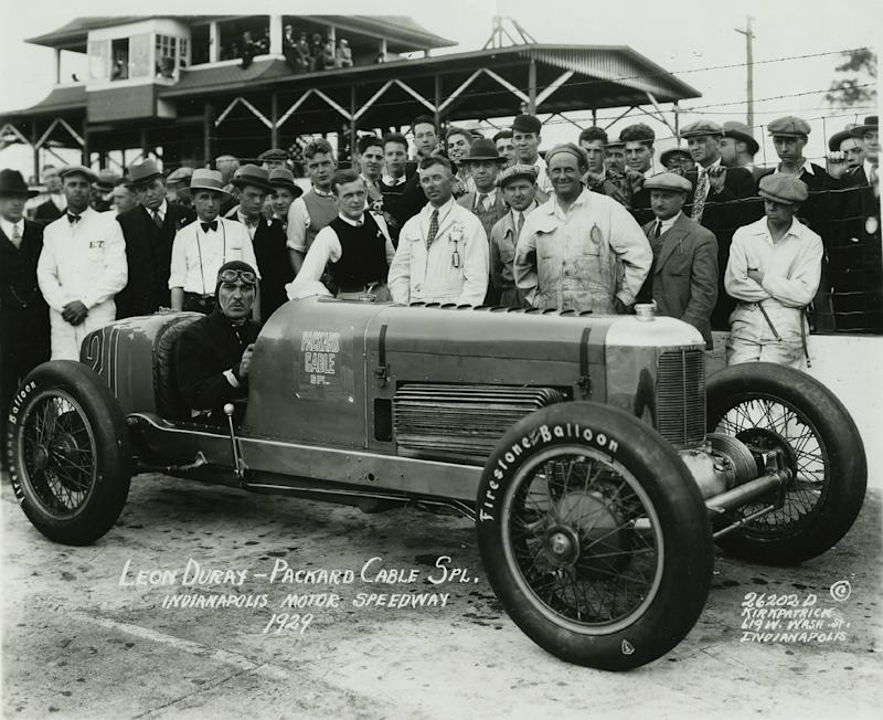 Indianapolis 500, circa 1929: Flickr photo of the day