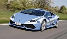 義警開「藍寶堅尼」狂飆時速250公里送器官,救人命!