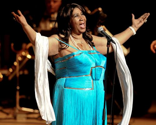 Aretha Franklin Cancels Michigan Concert for Medical Treatment