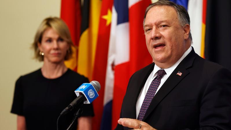 美國駐聯合國大使訪台,有沒有利於台灣呢?