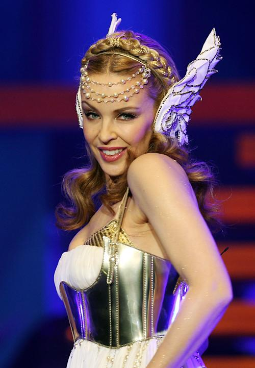 Wow! Kylie Minogue Signs Up to Coach 'The Voice U.K.'