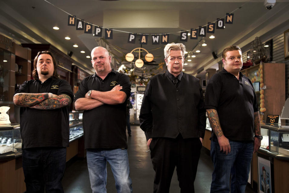 """Pawn Stars"" airs Thursdays at 9 PM on History"
