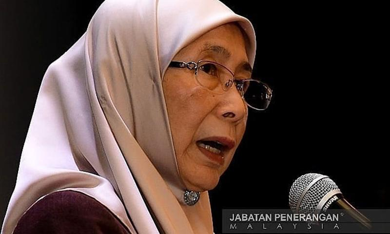'Elite' kindies: Wan Azizah urges Putrajaya to cancel plan