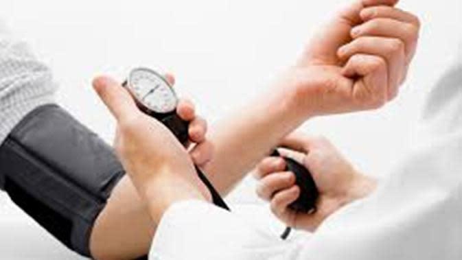 DASH, jenis diet yang sanggup turunkan tekanan darah tinggi.