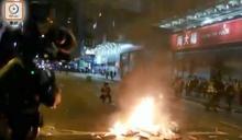 便衣警欲拍攝示威者被毆 4青年否認襲警開審