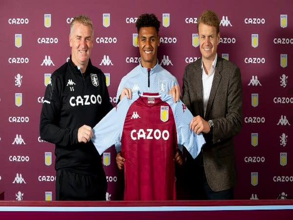 Aston Villa sign Ollie Watkins (Photo/ Aston Villa Twitter)