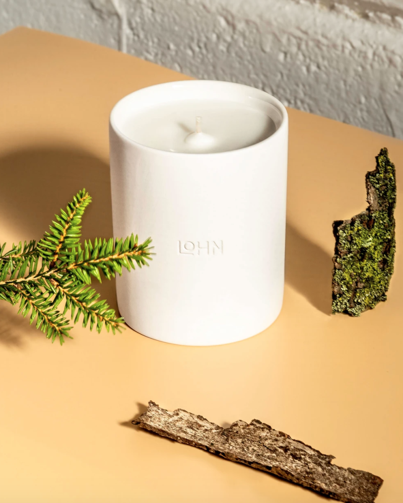 Lohn Nord Candle (Photo via Lohn)