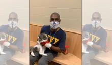 走失貓貓與主人收容所重逢 暖心故事萬名網友喊讚