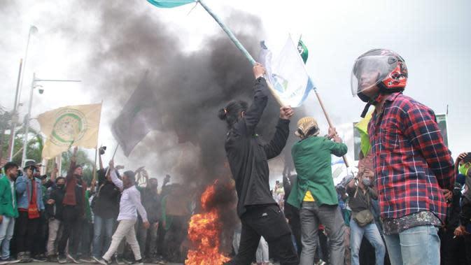LBH Pers soal Dugaan Kekerasan terhadap Jurnalis Saat Demo RUU Cipta Kerja