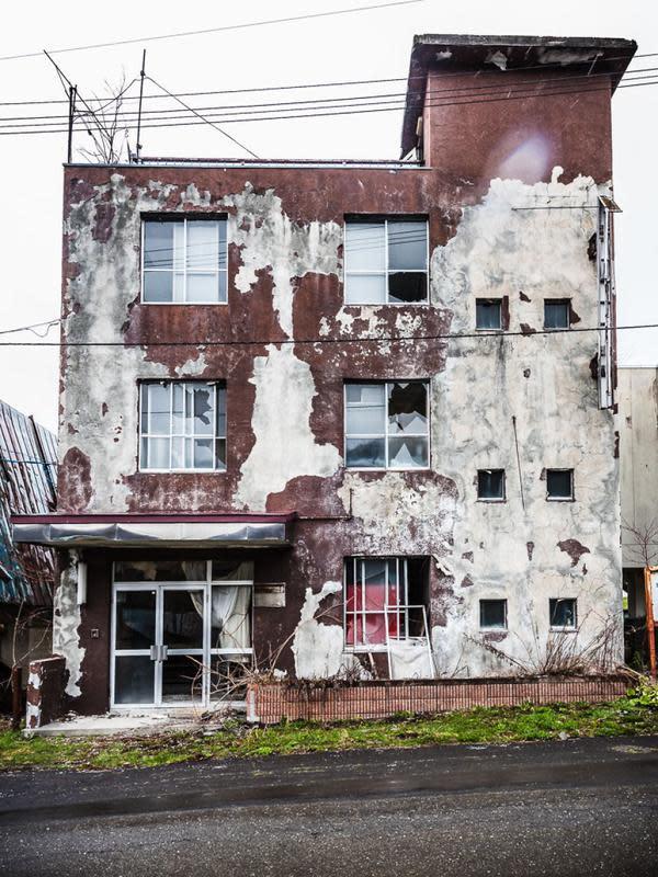 Beberapa potret sudut rumah sakit terabaikan di Jepang berikut ini bakal sukses bikin kamu merinding! Horor banget! (Via: boredpanda.com)