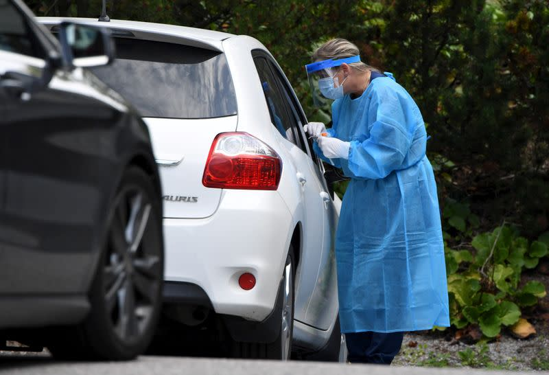 Finland says pandemic spread points to 'accelerating phase'
