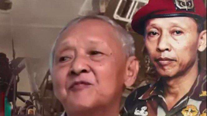 VIVA Militer: Letkol Untung Suroso.