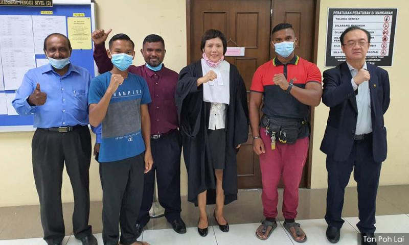 Johor govt to pay RM5.2m after long battle over Orang Asli land