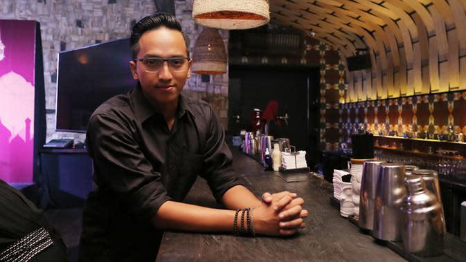Ge Pamungkas (Deki Prayoga/Bintang.com)