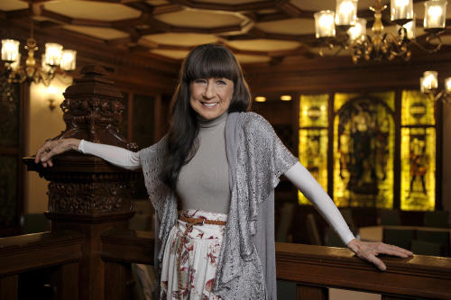 In this Nov. 9, 2011 photo provided by Dianna O'Neill Publicity, Judith Durham poses for a portrait at a Melbourne hotel, Australia. Durham, the lead singer of the 1960s Australian folk-pop group The Seekers, is recovering from a brain hemorrhage suffered after a concert on May 14, 2013. (AP Photo/Dianna O'Neill Publicity, Martin Philbey) EDITORIAL USE ONLY