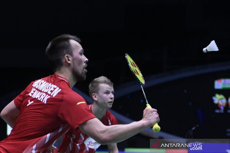 Denmark Open, Eipe/Kjaer taklukkan unggulan keempat