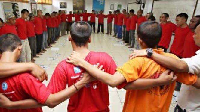 13 Ribu Napi di Sumatera Utara Terima Remisi Idul Fitri 1441 Hijriah