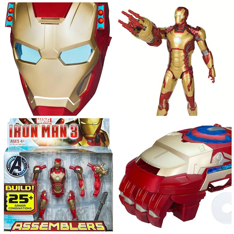 Giveaway: What Do 'Iron Man 3,' Hasbro, and Halloween Have in Common?
