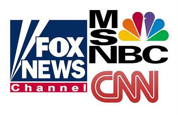 Fox News and MSNBC Get a Ratings Bump on Primary Night While CNN Viewership Drops