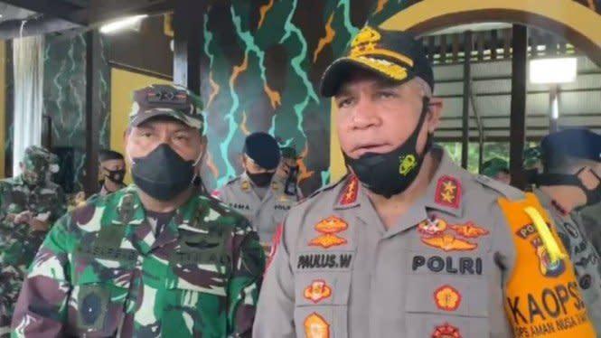 Kapolda: Sudah 22 Kali KKB Tembaki Warga di Intan Jaya Papua