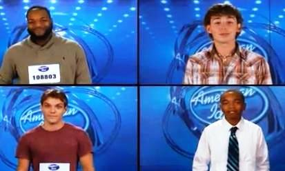 'Idol' Top 13 Boys Recap: Who Was That Mystery Man?