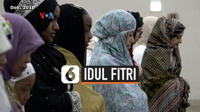 VIDEO: Begini Panduan Perayaan Idul Fitri di Amerika Serikat