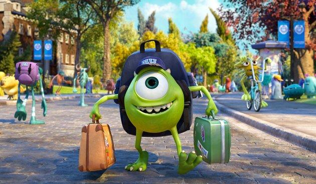 Trailer Premiere: 'Monsters University' Winks to College Classics of Yesteryear