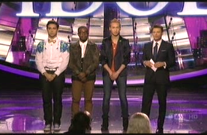 'American Idol' Top 8 Results: A Boy Goes In The Wrong Direction