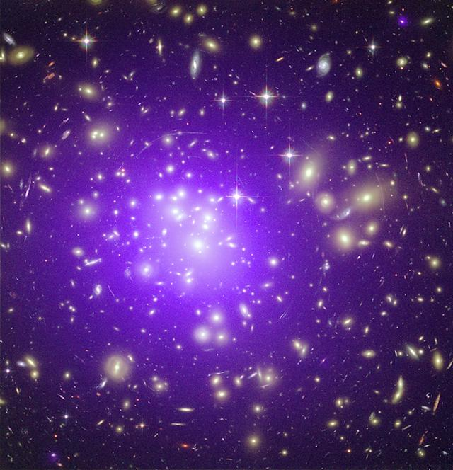 coma cluster galaxies abell 1689 chandra xray