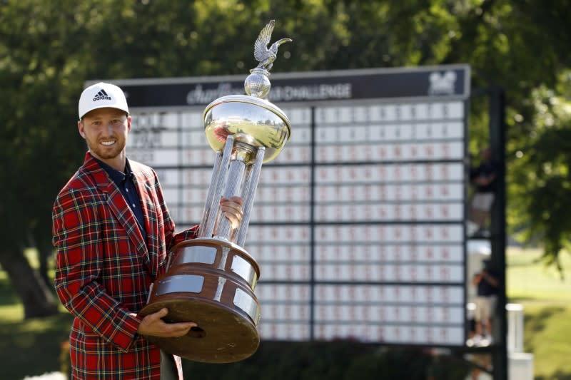 PGA: Charles Schwab Challenge - Final Round