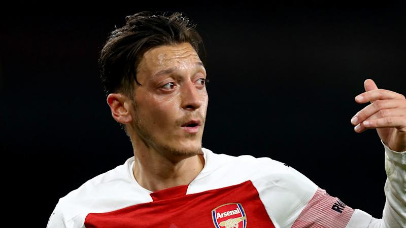 'I've got two more years on my contract' - Ozil rejects reports of Arsenal exit