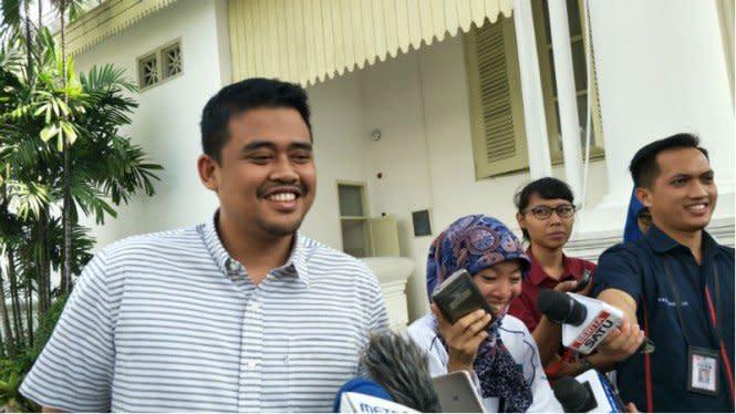 Golkar Resmi Mengusung Bobby Menantu Jokowi di Pilkada Medan