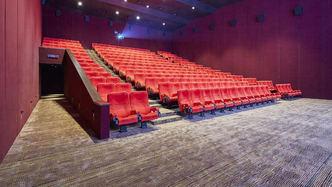 Pemprov Sulsel Izinkan Bioskop Beroperasi Asal Penuhi Protokol Kesehatan
